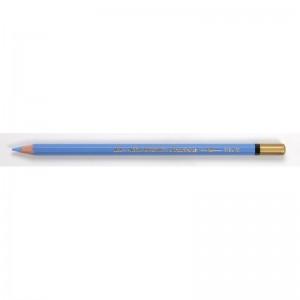 Creion Koh-I-Noor Mondeluz aquarell albastru muntos K3720-057