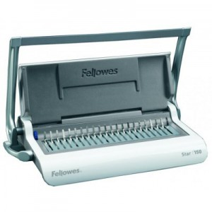 Aparat De Legat Si Perforat Fellowes Star150