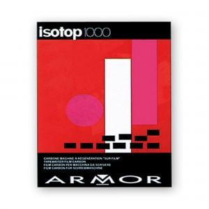 Indigo Isotop scriere la masina, negru 100 file/ top AR-10153