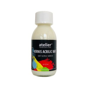 Vernis acrilic mat Atelier 125ml AT671125
