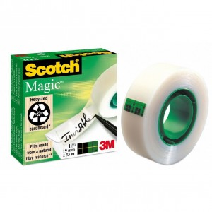 Rezerva Scotch 3M Magic 19 mm x 33 m E1724