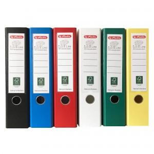Biblioraft A5 8 cm PP Herlitz diverse culori 5276001