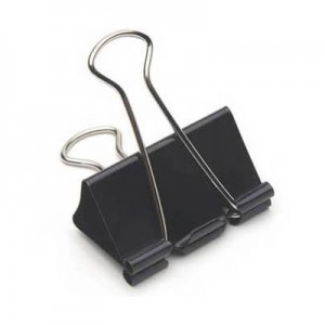 Binder clips 41mm MAS 40730400