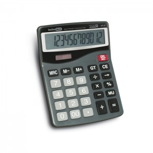 Calculator MAS 12 digiti E6918M