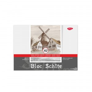 Bloc A2 schite 150gr, 30 file Daco BD215