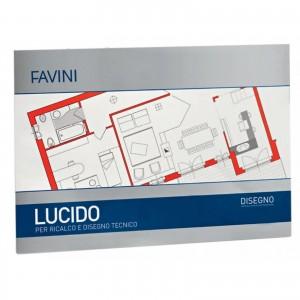 Bloc hartie calc A3 10 file 75gr Favini Lucido A210403