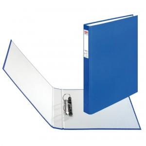 Caiet mecanic A5 2 inele albastru Herlitz 5365044