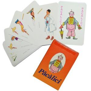 Carti de joc Pacalici vintage R15365