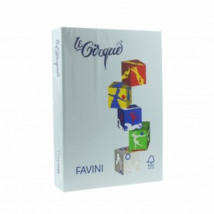 Carton A4 color 160gr/mp albastru pal Favini 101 A74T304