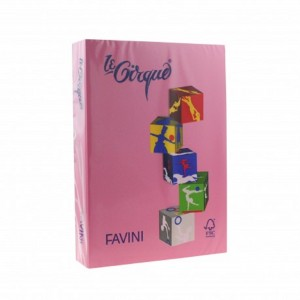 Carton A4 color 160 gr/mp Roz ciclam 206 Favini A74F304