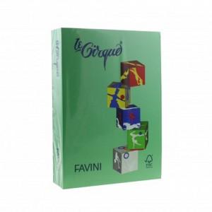 Carton A4 color 160gr/mp verde inchis Favini 208 A74D304