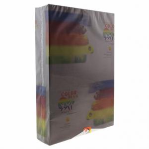 Carton A4 color 160gr/mp maro scolar Clarina CARTONMSC