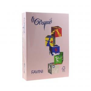 Hartie A4 colorata 80gr /mp roz Favini 108 A7S504