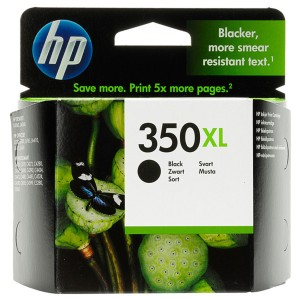 Cartus black HP nr.350XL CB336EE 25ML Original Officejet J5780