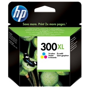 Cartus HP Deskjet color nr.300XL 11ML ORIGINAL HPCC644EE