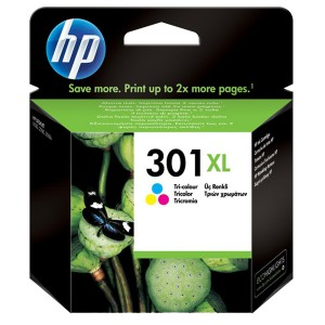 Cartus HP Deskjet color nr.301XL CH564EE 8ML ORIGINAL 2050 HPCH564EE