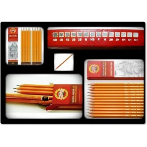 Creion grafit Koh-I-Noor K1500 6B