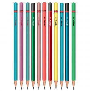 Creion lemn Rotring HB 2090065