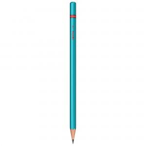 Creion lemn Rotring metalizat HB 2090067