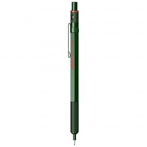 Creion mecanic Rotring 0.7 mm metalic seria 600 verde 2114269
