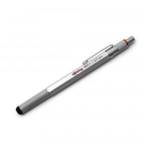 Creion mecanic Rotring seria 800+ metalic 0.7 mm argintiu 1900184