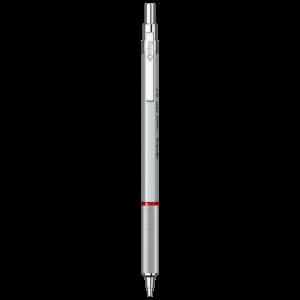 Creion mecanic Rotring Profesional 0.7mm Rapid Pro argintiu 1904256
