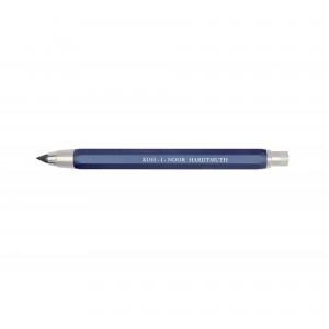 "Creion mecanic metalic 5.6 mm Koh-i-Noor 6 ""petale"" albastru K5340-AB-MP2"
