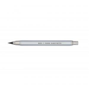 "Creion mecanic metalic 5.6 mm Koh-i-Noor 6 ""petale"" argintiu K5340-AG-MH9"