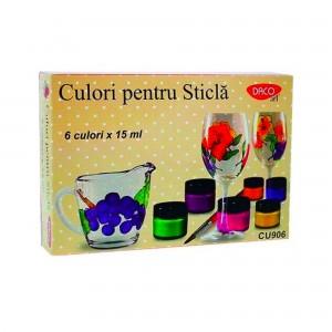 Culori pentru sticla, Daco CU906