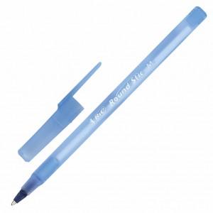 Pix Bic Round Stick M cu capac, albastru 921403