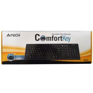 Tastatura A4tech comfort key KR-83