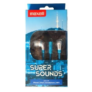 Casti Maxell super sounds cu microfon 303735