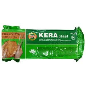 Lut pentru modelaj teracota Koh-I-Noor 1 kg K131707