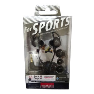 Casti Maxell digital stereo sports 303605