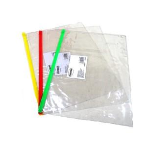 Plic plastic cu fermoar A4 Centrum 80029