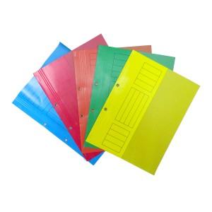 Dosar Papet 1/2 carton color cu capsa E1063