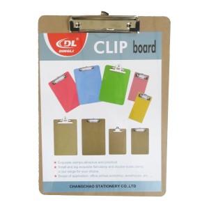 Clipboard A4 simplu Dingli DL-942 de lemn C1697
