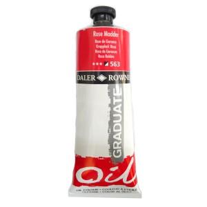 Culoare ulei gradulata 200ML Rose Madder 563 FL117200563