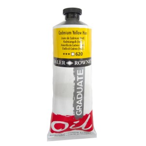 Culoare ulei gradulata 200ML Cadmium Yellow Hue 620 FL117200620