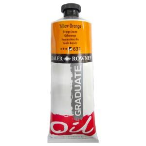 Culoare ulei gradulata 200ML Yellow Orange 631 FL117200631
