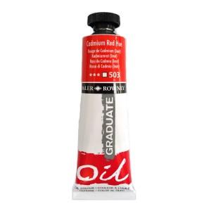 Culoare ulei graduata 38ML Cadmium Red Hue 503 FL117038503