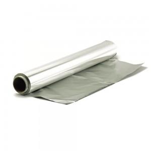 Folie pentru alimente 20m X  29cm din aluminiu E17001