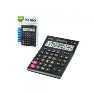 Calculator de birou Casio, 16 digits, negru GR-16-W-EP