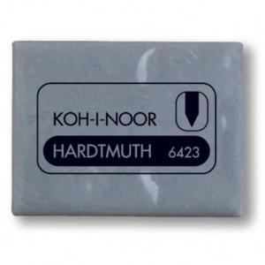 Guma plastica gri extrasoft in folie de plastic Koh-i-Noor K6423-18