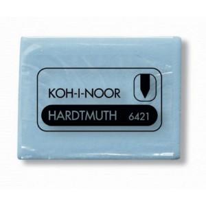 Guma plastica albastra soft in folie de plastic Koh-i-Noor K6421-18