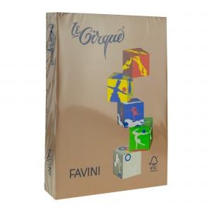 Hartie colorata 80g /mp A4 maro piele Favini 300 A71Z504