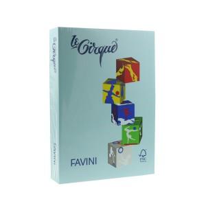 Carton A4 color 160gr/mp albastru deschis Favini 106 A747304
