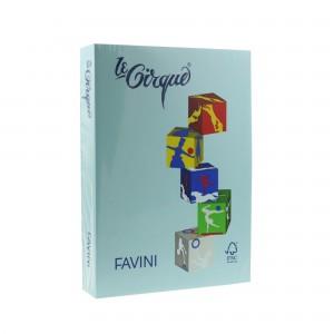 Hartie A4 colorata 80gr / mp albastru deschis Favini 106 A717504
