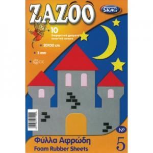 Hartie Zazoo spuma cauciucata SK221252