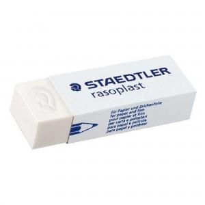 Radiera Staedtler rasoplast alba 43x19x13 mm ST-526-B30